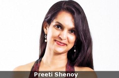 preeti-shenoy-writer-on-forbes-list
